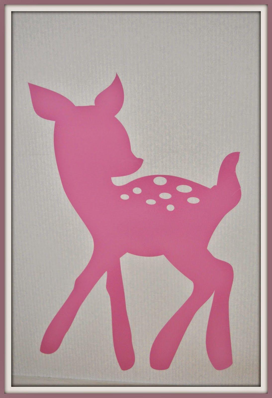 Valkoinen Kaniini: Bambi-sisutustarra