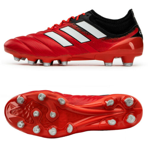 Adidas Copa 20 1 Hg Football Shoes Soccer Cleats Red Black Fv2955 Ebay In 2020 Soccer Boots Football Shoes Soccer Cleats Nike