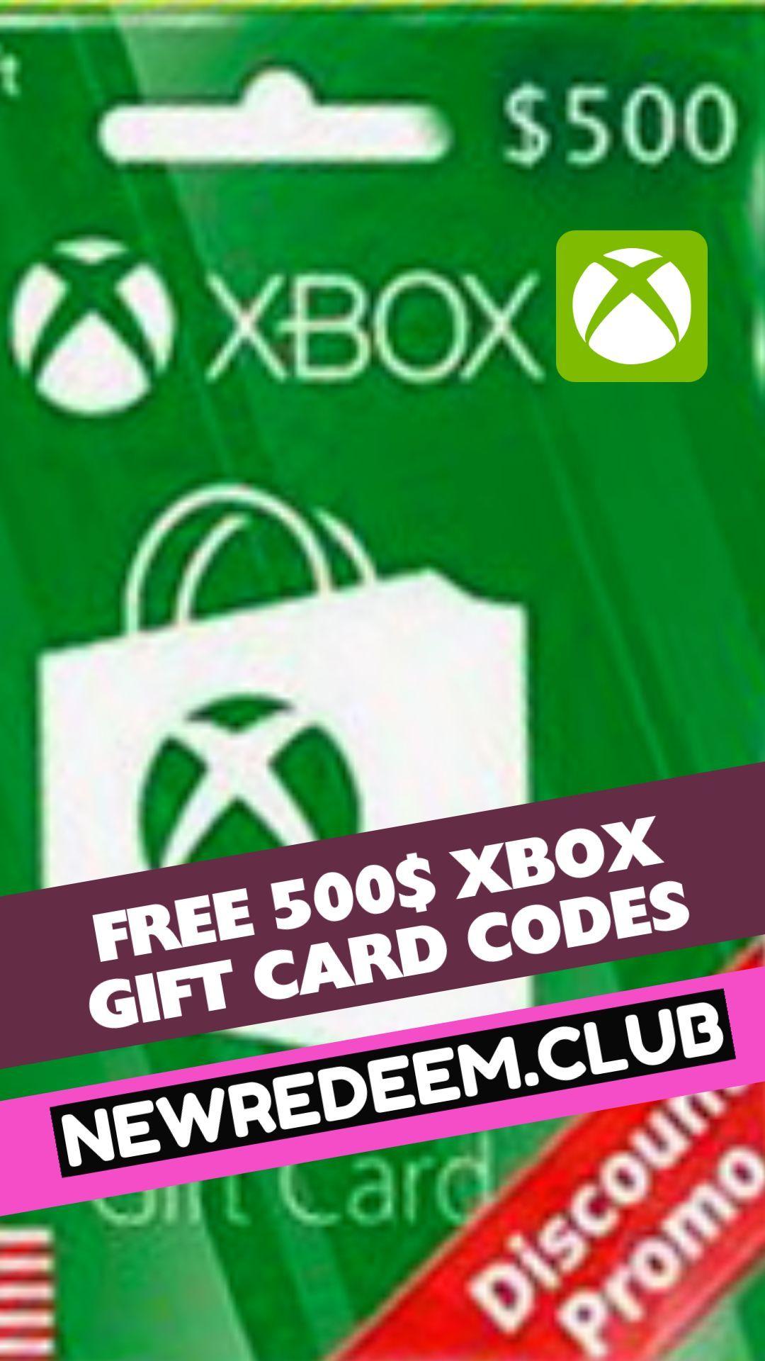 Get a 500 xbox gift card free xbox gift card xbox