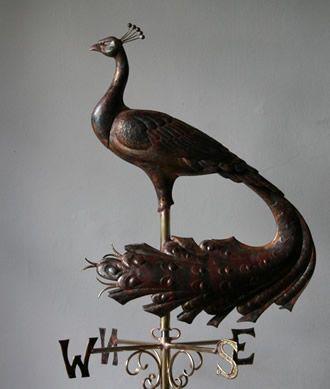 Hand Made Headless Horseman Weathervane *NEW*