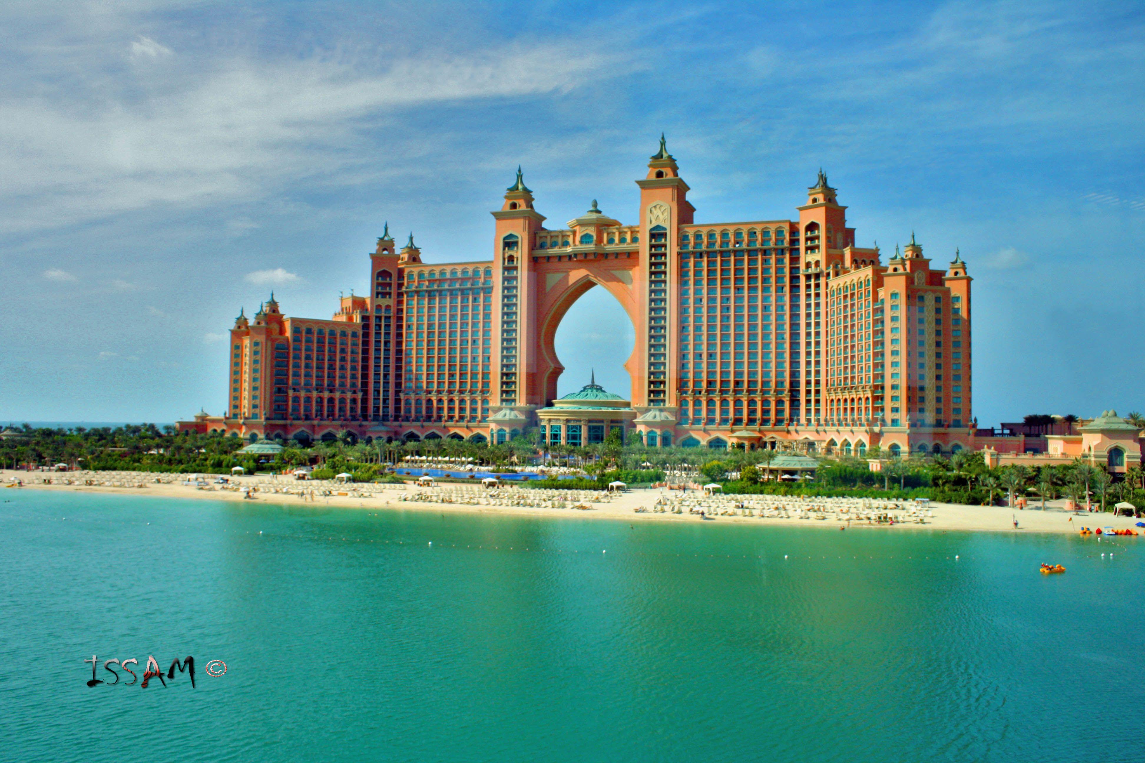 HD wallpaper Atlantis Hotel Dubai Desktop Wallpaper