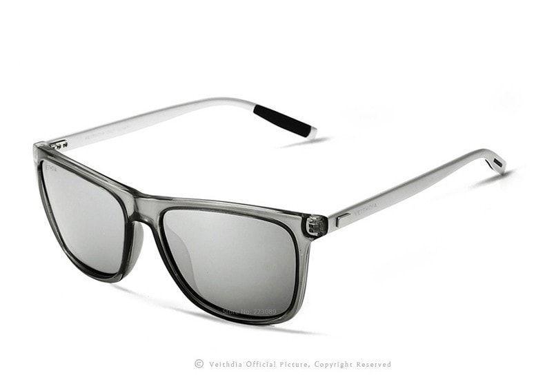 e28ae065c4 VEITHDIA Retro Aluminum+TR90 Polarized Vintage HD Driving Sunglasses ...