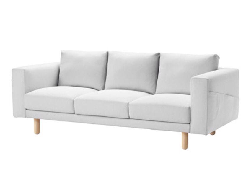 sofa 3 pers ikea NORSBsofa (3 pers.) fra Ikea. 3.700 kr. | Florida cottage  sofa 3 pers ikea