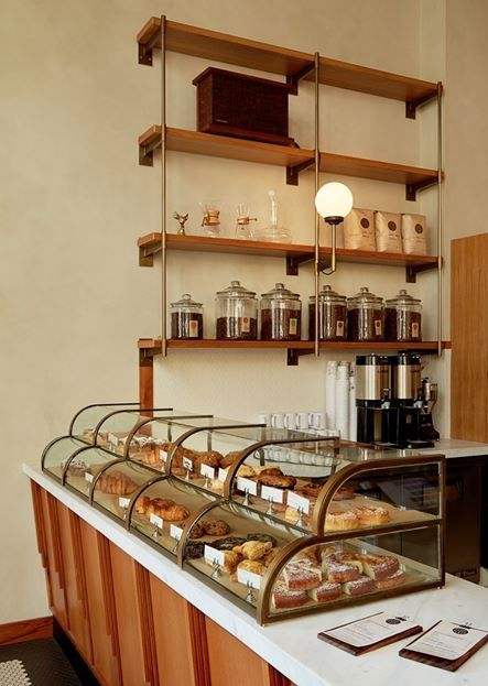 Sightglass On 20th  Picture gallery is part of Cafe counter - View full picture gallery of  Sightglass On 20th