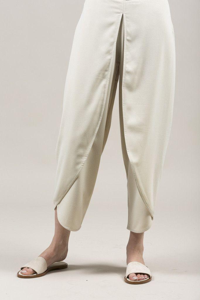 756448dfcd8cf Nala Crepe Trousers