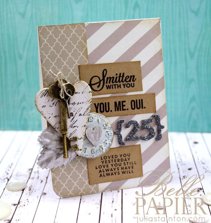 Julia Stainton: Belle Paperie (Pretty Paper): – Celebrating 25 Years - 10/14/14