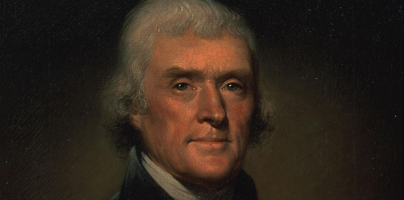Thomas Jefferson Wrote The Famous Words All Men Are Created Equal But He Also Owned More Than 600 Slaves Over Course Of His Life