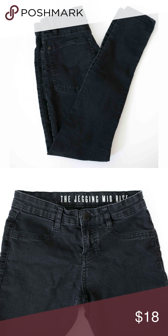 0d0933f2aa993e size 2 super skinny jegging black pants cotton on size 2 mid rise super  skinny jegging black pants cotton on Cotton On Pants Skinny