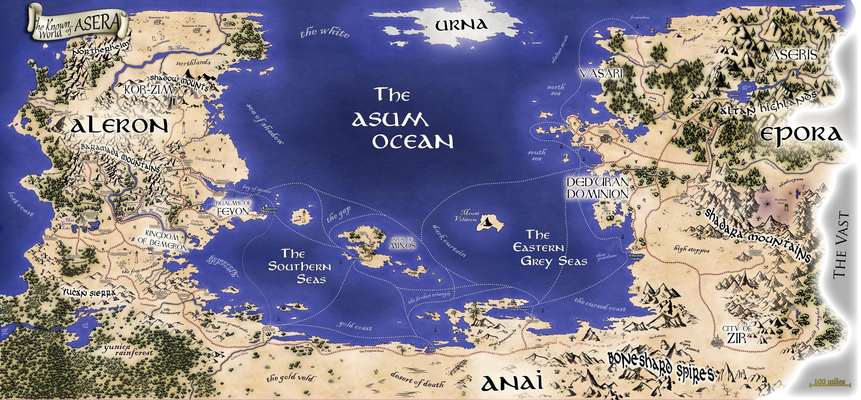 Dd 4e World Map.Asera D D Campaign World Map Oc D D Maps