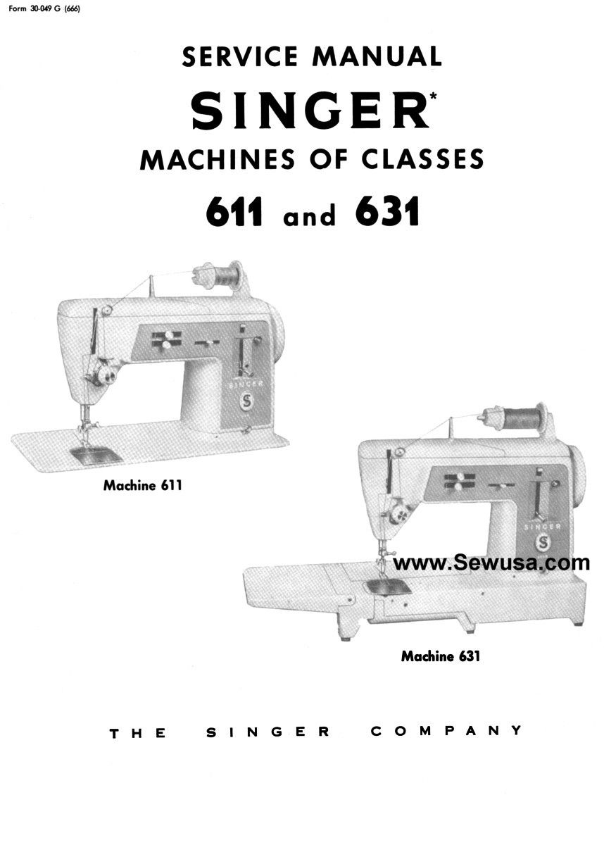 611 and 631G (class 66) manual