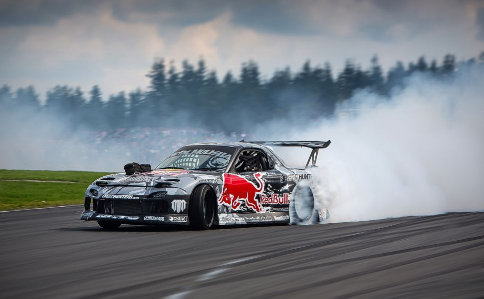 Mazda Rx7 Drift Hd Wallpaper Formula Drift Drift Cars Car