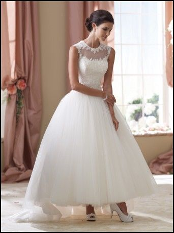 Ballerina Style Wedding Dresses   Wedding Ideas   Pinterest ...