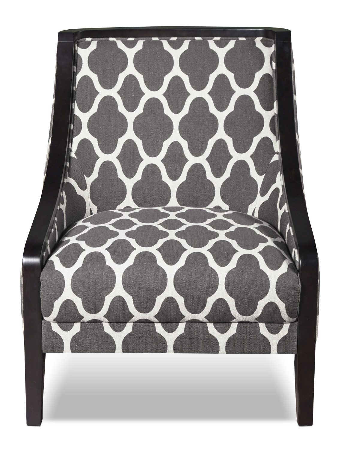 Daphne Fabric Accent Chair Accent Chairs White Accent Chair Fabric Accent Chair
