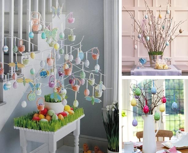 easter decorations for the home buscar con google - Easter Decorating Ideas
