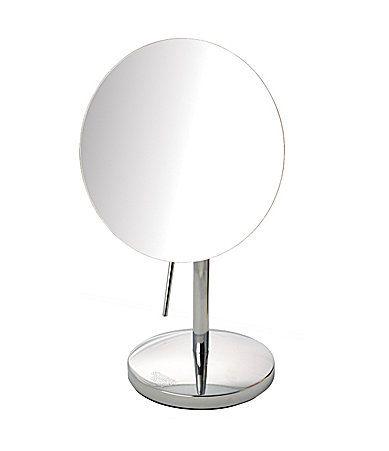 Sharper Image Slimline Series 5X Vanity Mirror #Dillards