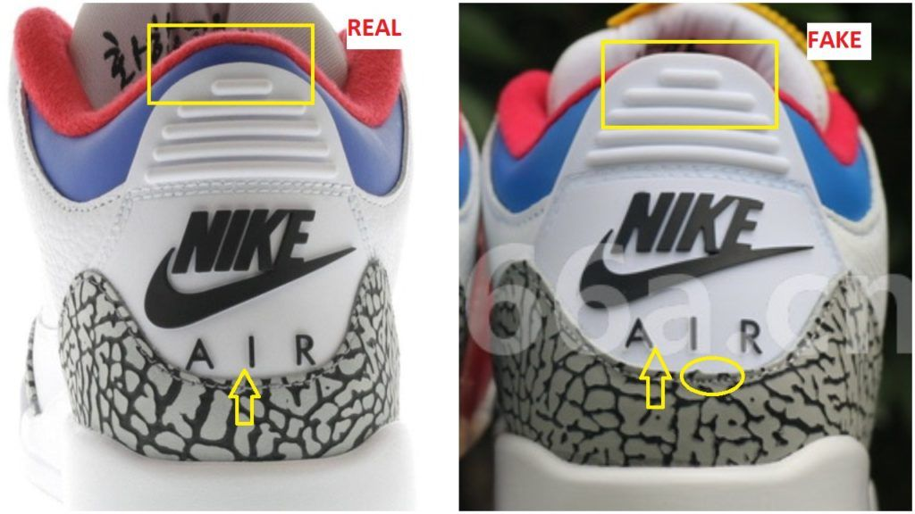 0beb60649fe764 Fake Air Jordan 3 III Seoul Detected- Quick Ways To Identify It – Housakicks
