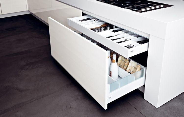 aménagement de tiroir à l'anglaise par hardy inside, chez shc à
