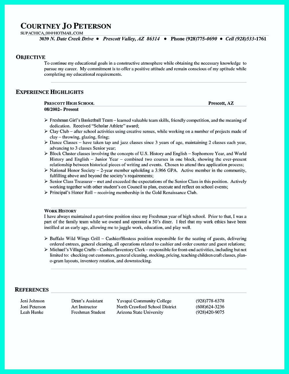 Terrible Mistakes To Avoid When You Make Your Cashier Resume Server Resume Job Resume Examples Resume Objective