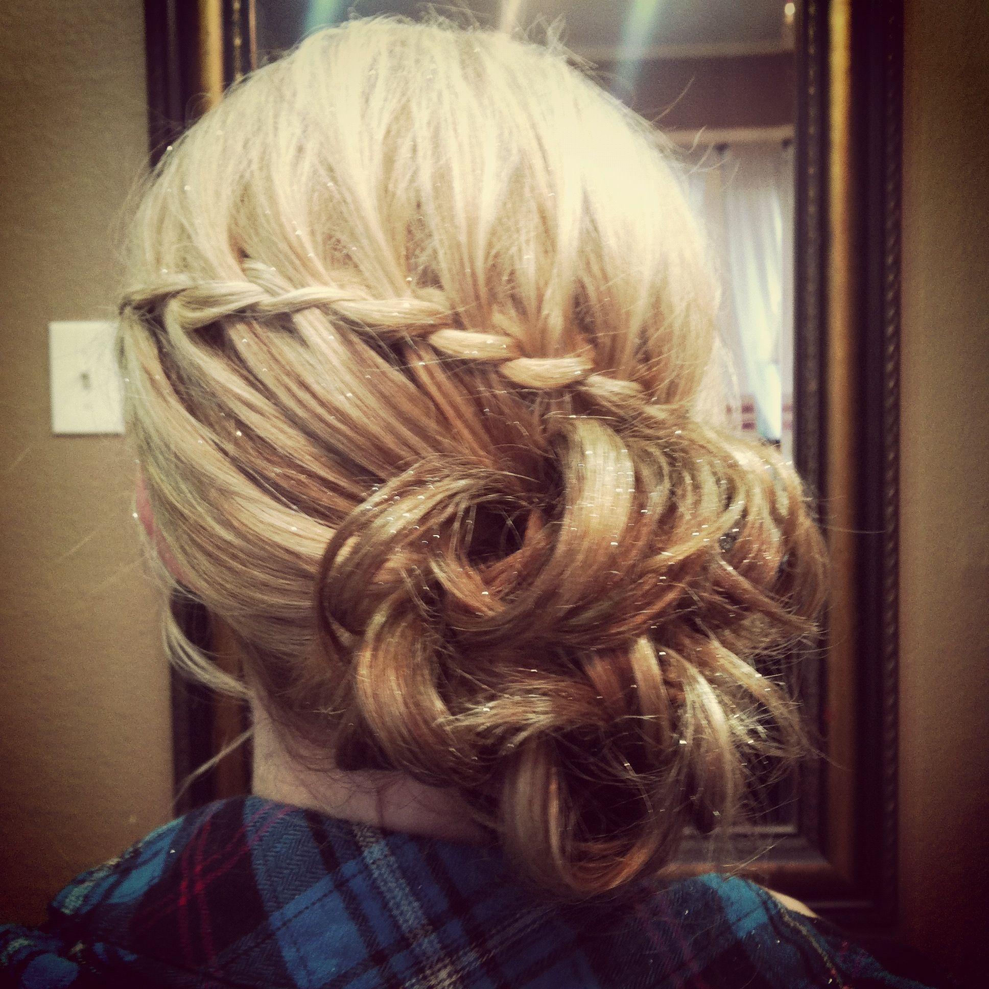 Pin by Sierra Watson on *HAIR* | Side bun hairstyles ...