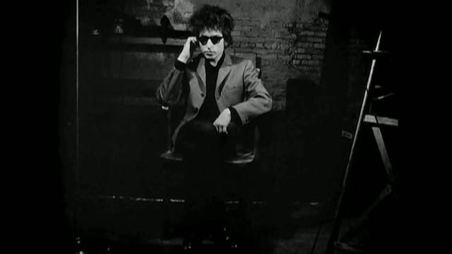 Bob Dylan - Andy Warhol Screen Test - 1965