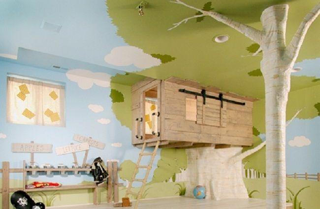 Decorando nuestro techo Pinterest El arbol Propios y Pastel de