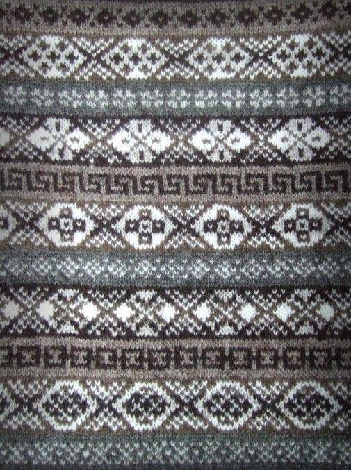 Shetland Collection - Fair Isle Patterns | Pattern Writing ...
