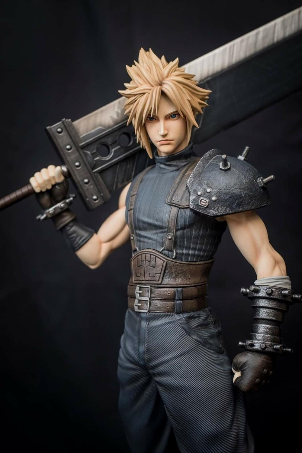 Geng Gi Cloud Strife Cloud Strife Final Fantasy Vii Cloud Clouds