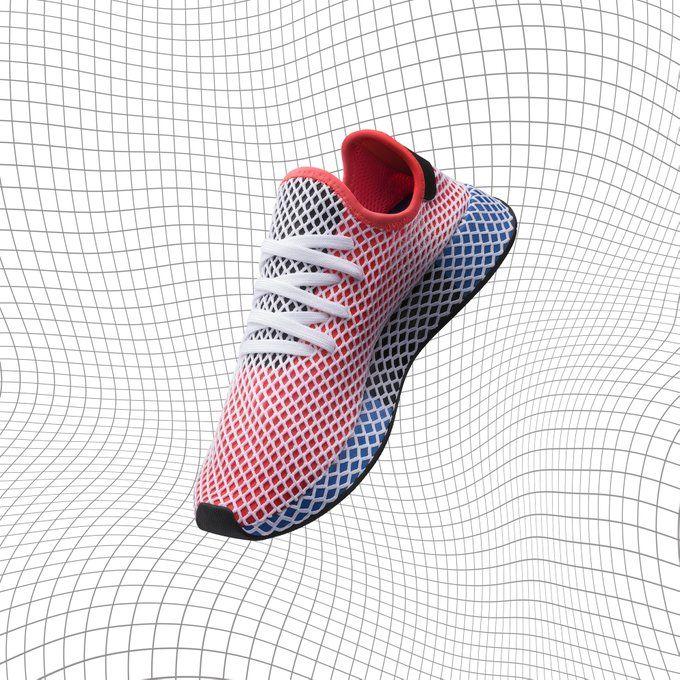 Zapatillas adidas deerupt Pinterest Adidas, Adidas zapatos y ropa