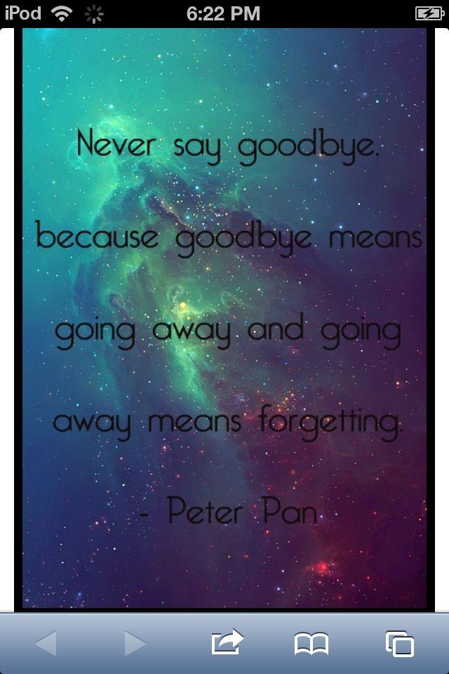 Peter Pan Quotes Pinterest Peter Pans Peter Pan Quotes And