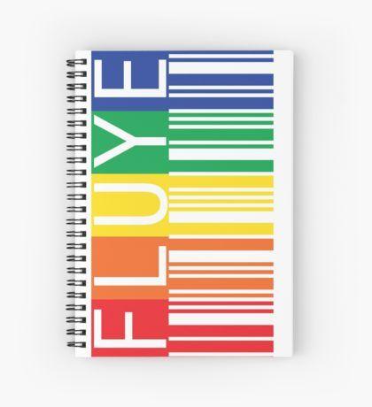 FLUYE Spiral Notebook