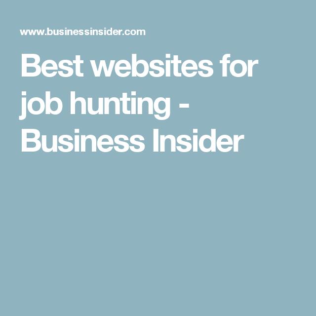 3 websites a smart job hunter checks every day | Affari e Caccia