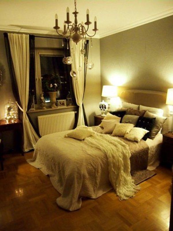 40 Cute Romantic Bedroom Ideas For Couples Home decor
