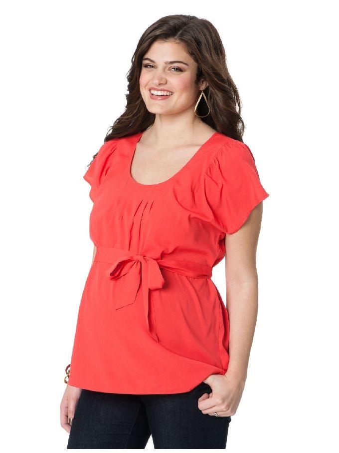 a8a40351b Las mejores ideas en blusas para embarazadas 3