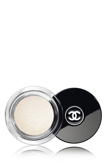 CHANEL LES SAUTOIRS DE COCO ILLUSION D'OMBRE   Long-Wear Luminous eyeshadow.  112 - Iridescent.