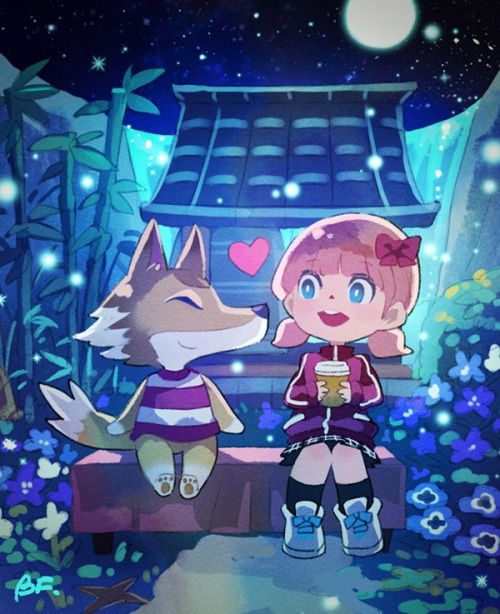 Chief Animal Crossing New Leaf Acnl Villager Animal Crossing Fan Art Animal Crossing Villagers Animal Crossing