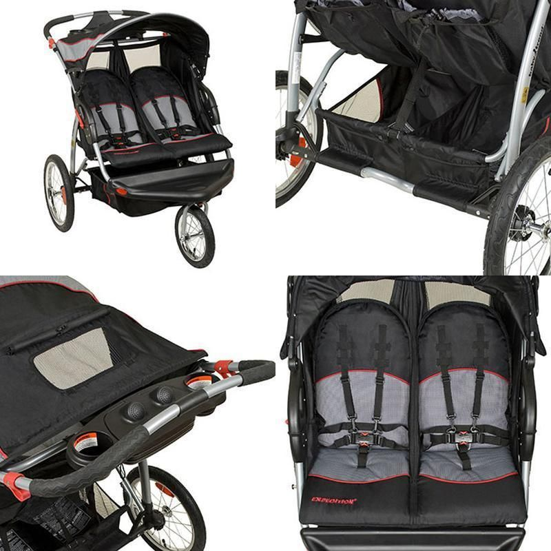 Stroller Double Latest Stroller Double Strollerdouble Strollerbabydouble Expedition Swivel Double Jo Baby Strollers Jogging Jogging Stroller Baby Strollers