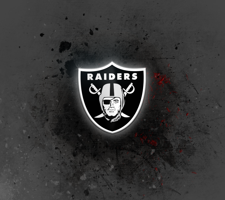 Oakland Raiders Logo Wallpapers Group HD Wallpapers