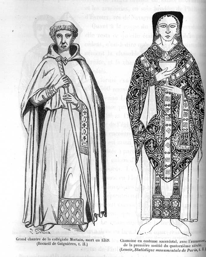Medieval Clergy Clothing [Item] Battlefield Pri...
