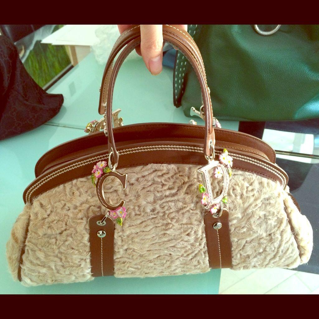 Christian Dior Wool Handbag   Products   Pinterest 20d7c5f337