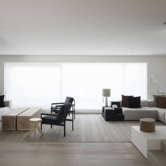 Apartment Located: DRD Apartment Is A Minimal Apartment Located In Knokke