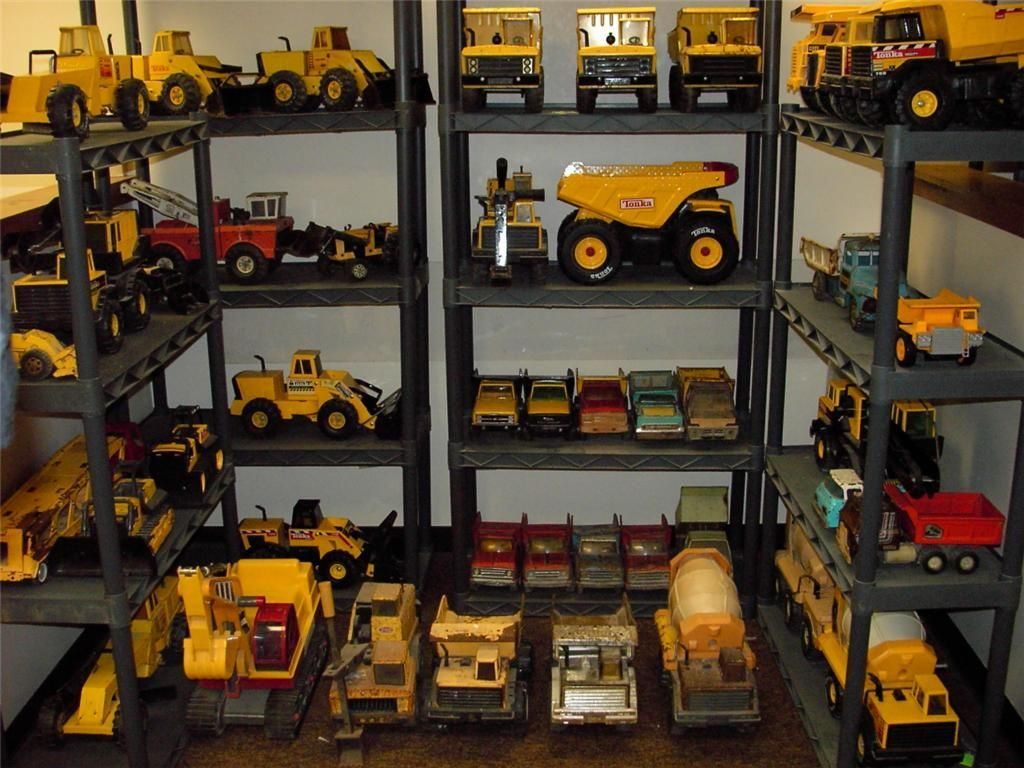 Tonka Collection Images Tonka Truck Tracktor Collection Over 50