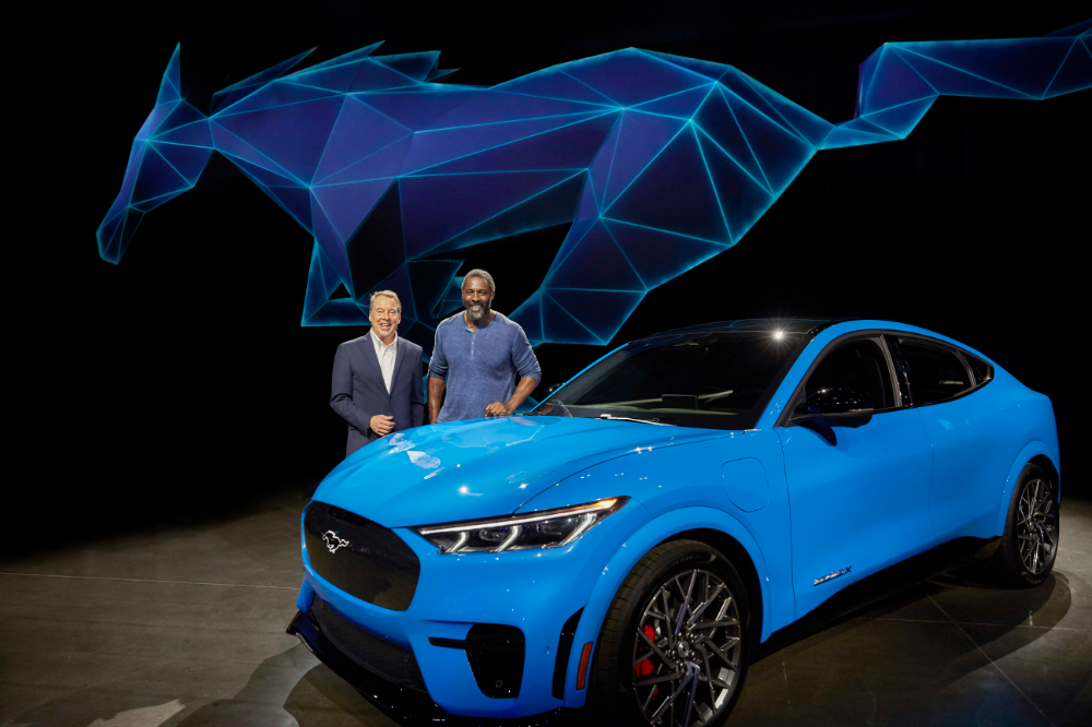 Mustang Mach E Five Things To Know About Ford S First All Electric Suv In 2020 Ford Mustang New Mustang Mustang