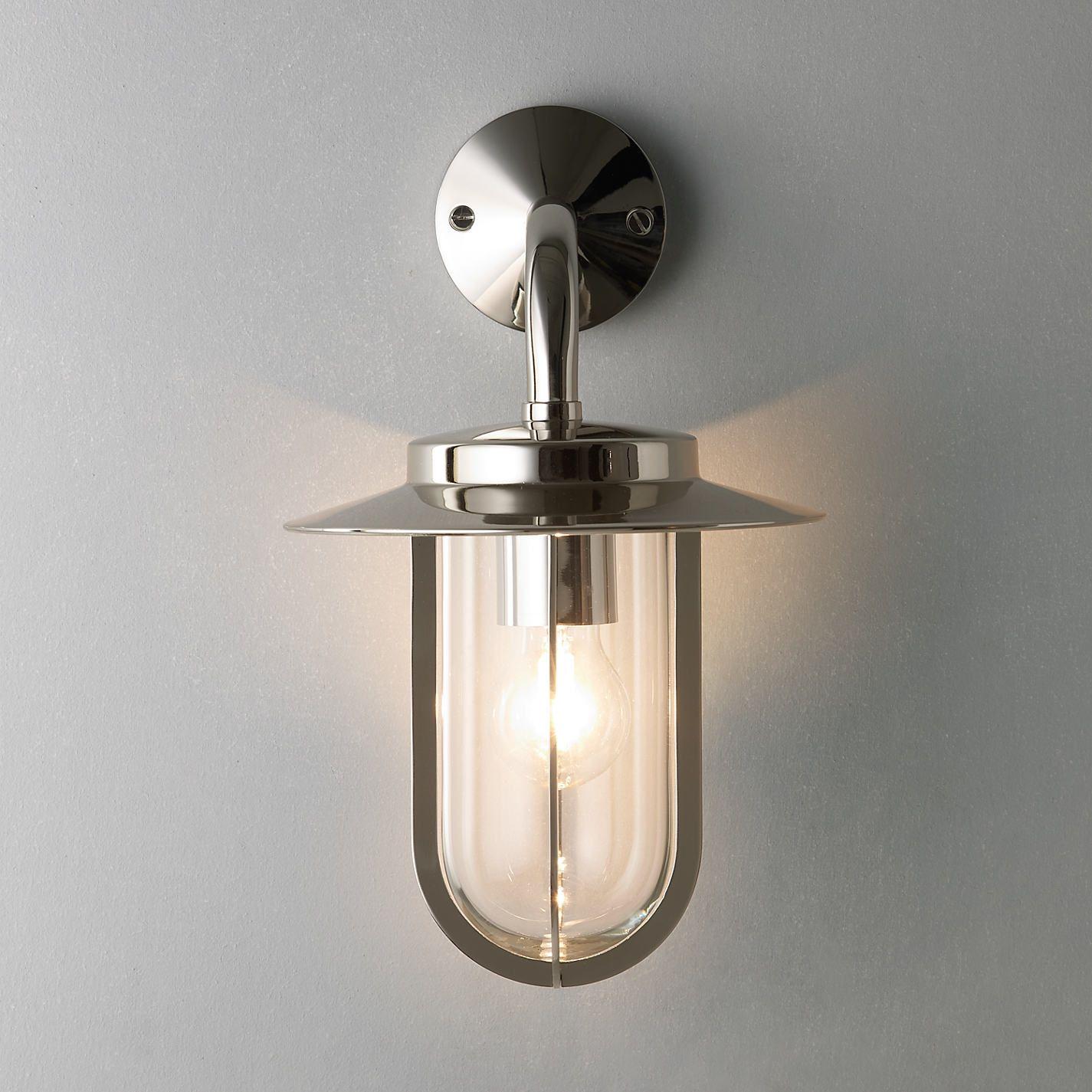 John Lewis Bathroom Light Fittings Porch Lighting Wall Lights Outdoor Wall Lighting
