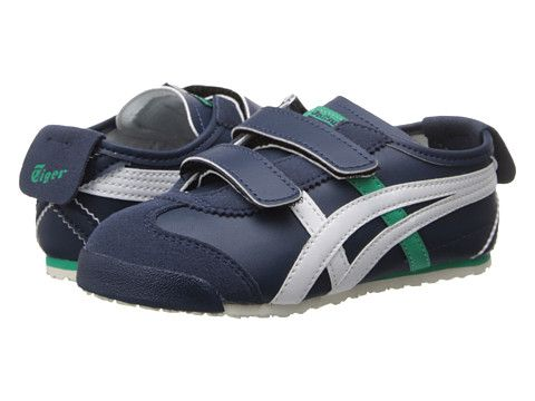 various colors 57d08 06e8b Onitsuka Tiger Kids by Asics Mexico 66 Baja TS (Toddler ...