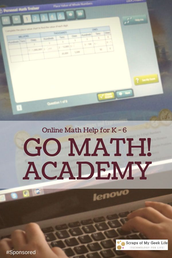 image relating to Go Math 6th Grade Printable Worksheets named Move Math! Academy Discounts On the net Math Support for K 6