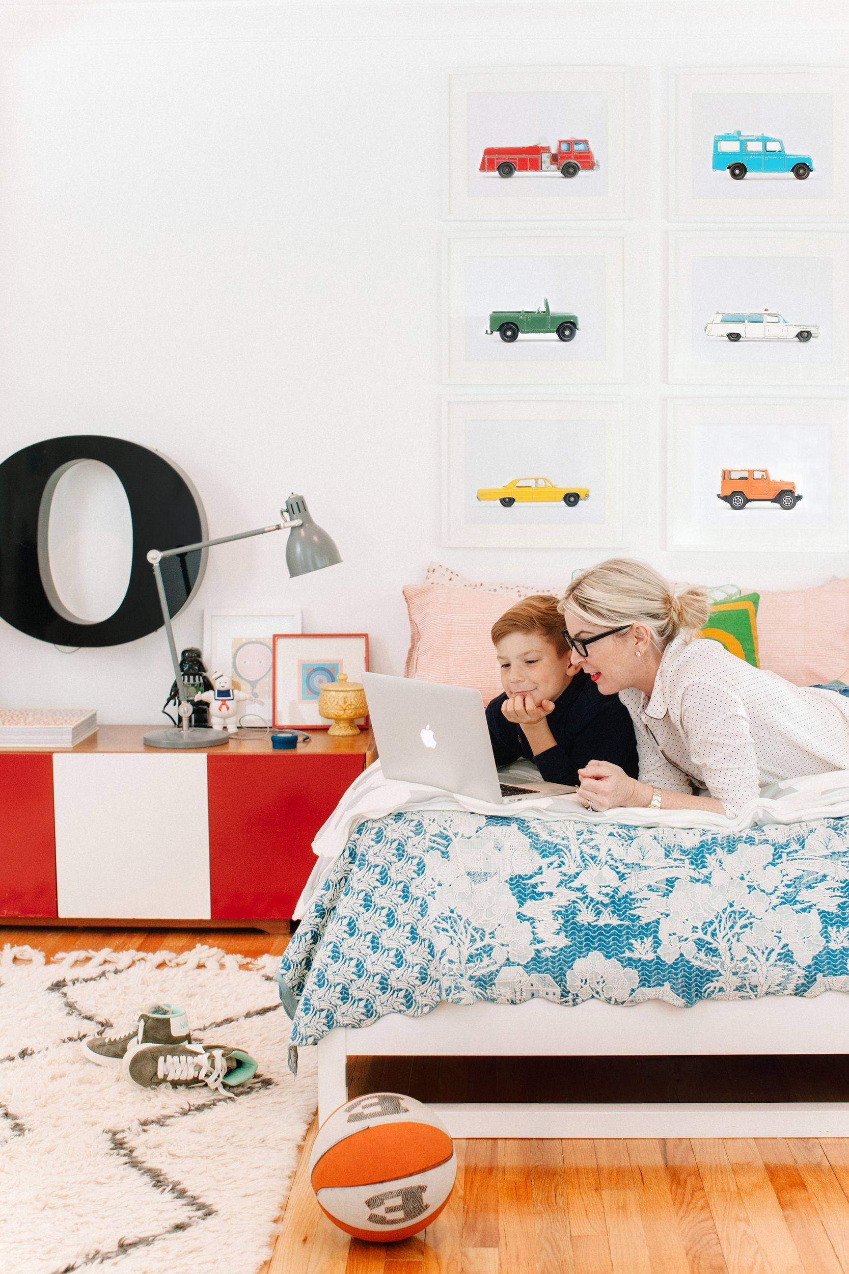 Ziemlich Chic Design Cars Bettwäsche Bilder - Die Designideen für ...