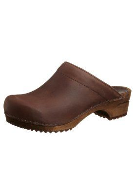 Sanita CHRISSY Zuecos antique brown Zalando.es