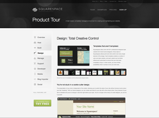 Create a Great Website Without Graphic Design Experience