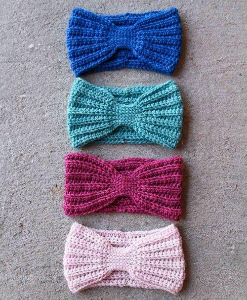 Crochet For Children: Everly Head Wrap - Free Pattern | free crochet ...