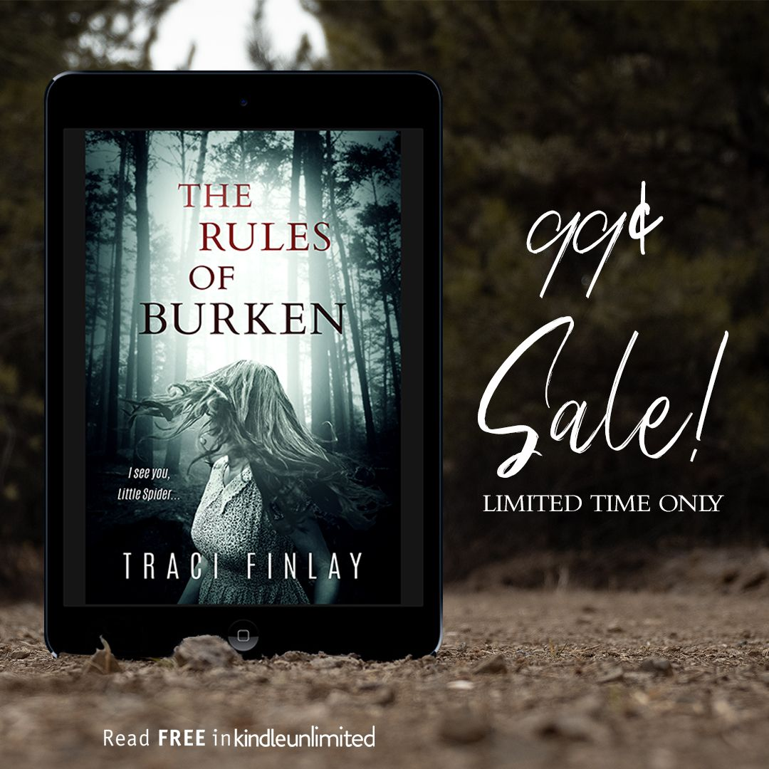 I Love Romance DEAL ALERT (0.99) THE RULES OF BURKEN BY